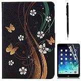 Best Gift-Hero Case For Mini Ipads - iPad Mini Case, Gift-Hero(TM) Butterfly Design Ultra Slim Review
