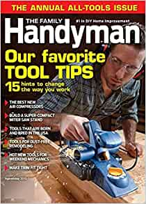 Family handyman magazine subscription from magazineline for Family handyman phone number