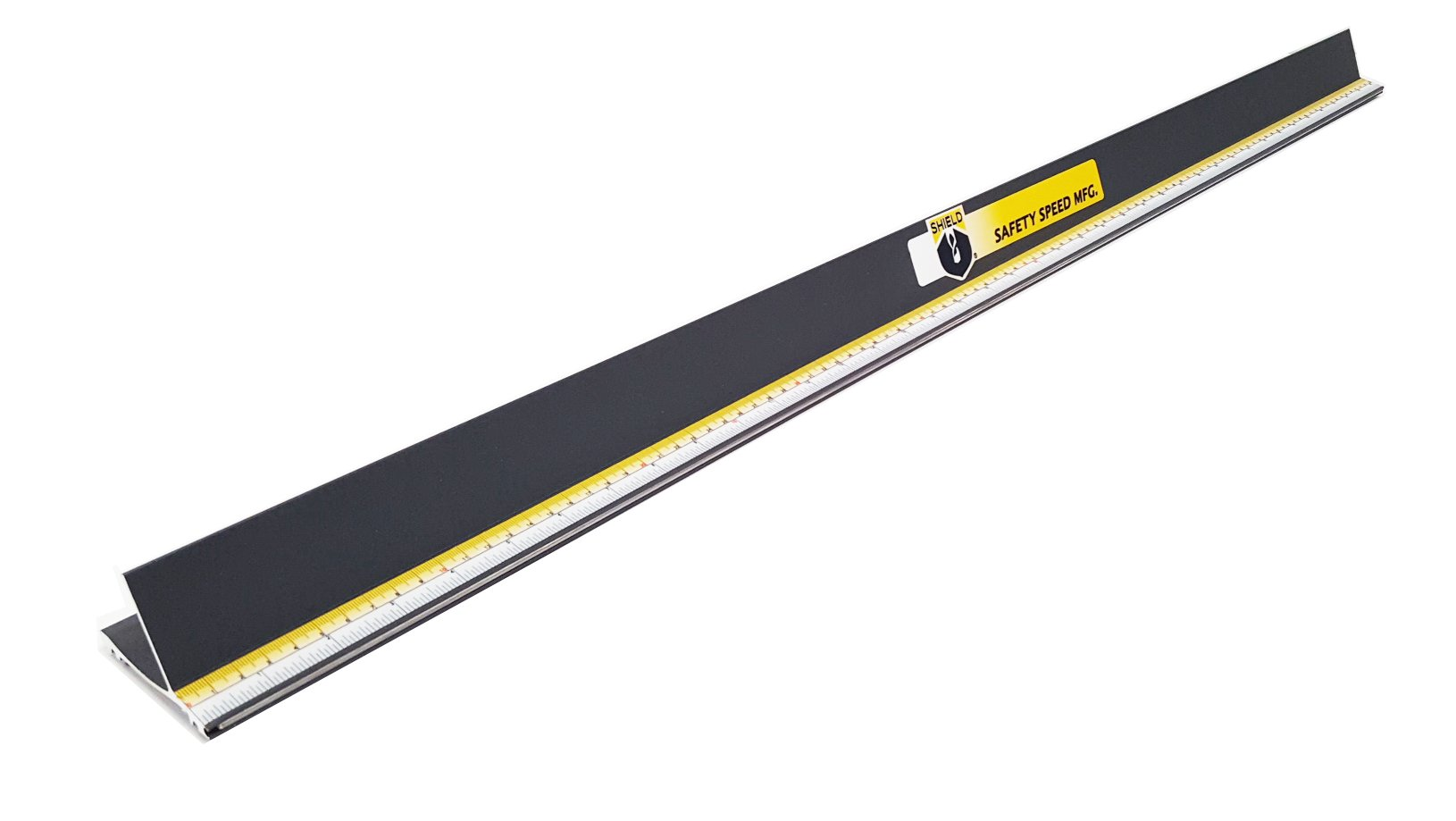 Shield Safety Straight Edge Ruler 40''