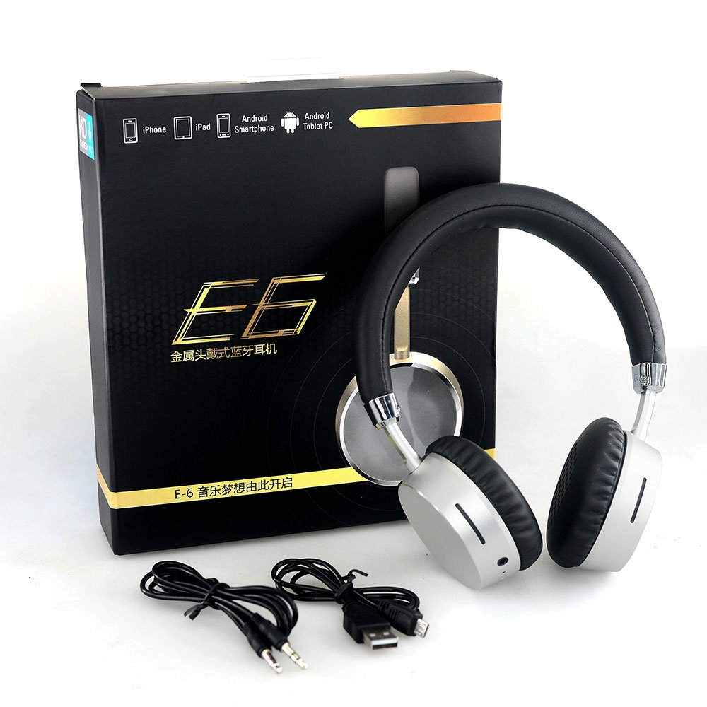 Cowin E-6 Active Noise Cancelling Headphones with: Amazon.co.uk: Electronics