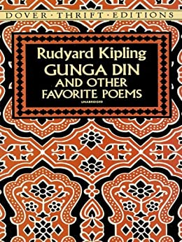 Amazon.com: Gunga Din and Other Favorite Poems (Dover