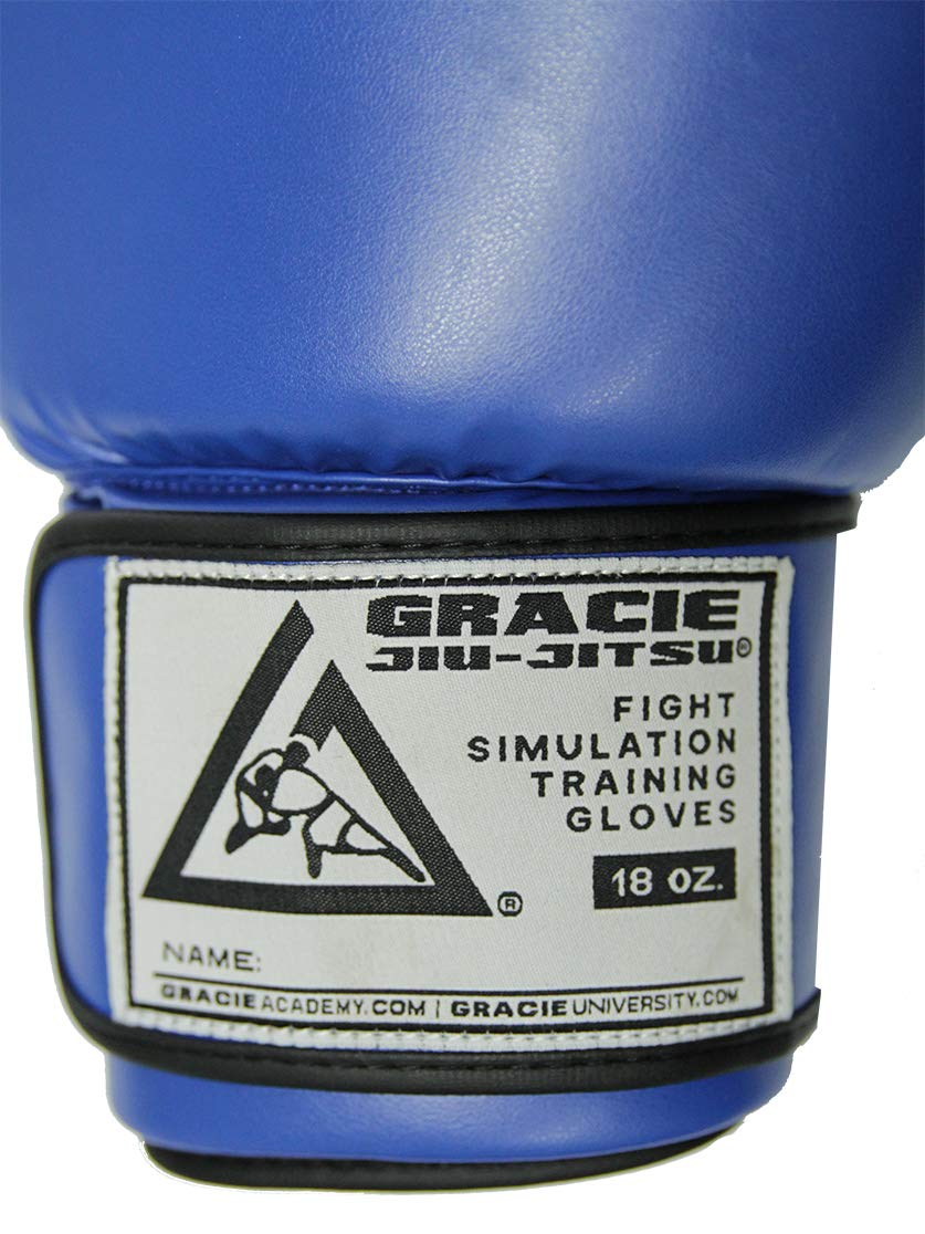 Fight Simulation Gloves Gracie University 18oz