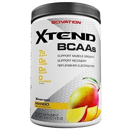 Scivation Xtend BCAA Mango - 375 gr