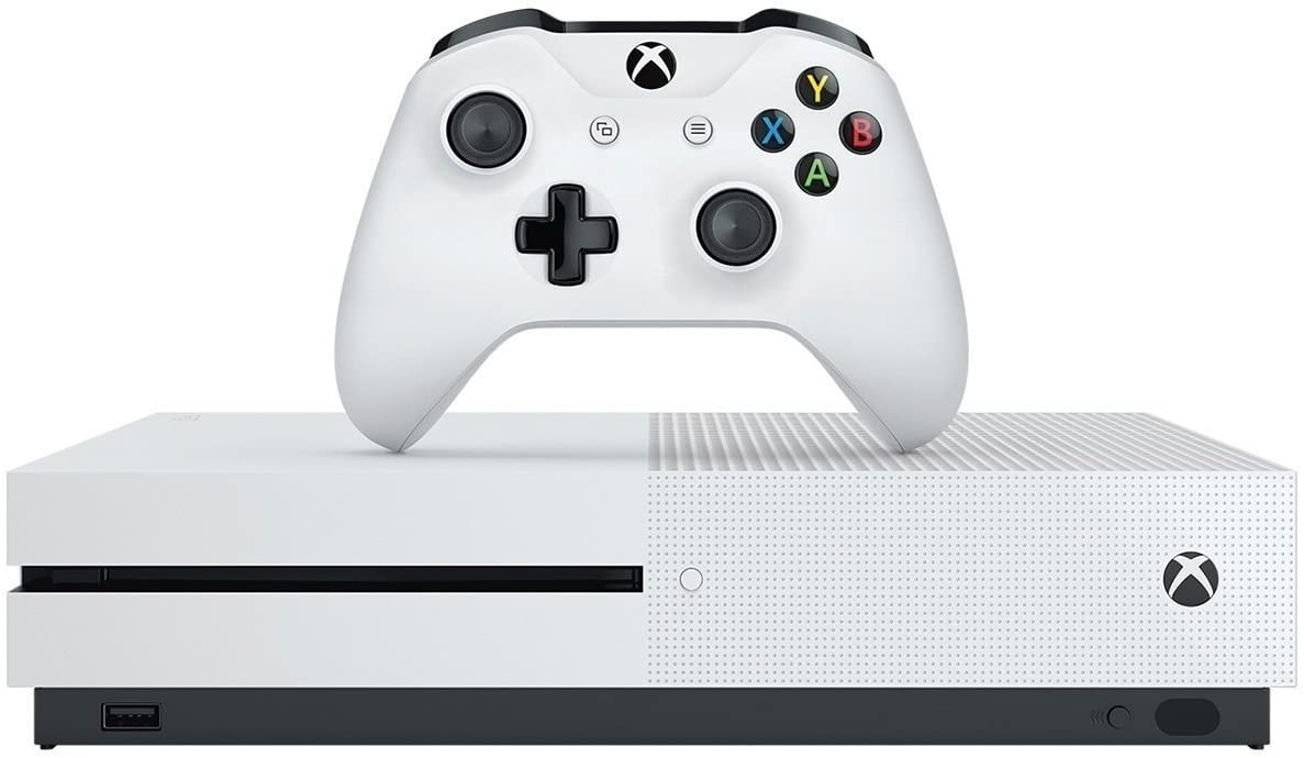 Xbox One S 500GB Console – Halo Collection Bundle Discontinued