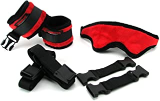product image for Liberator Starter Cuff Kit, Red Shag