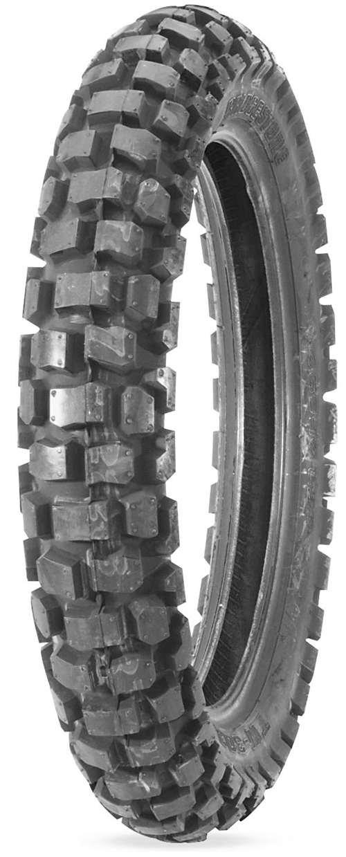 Bridgestone Trail Wing TW302 Dual/Enduro Rear Motorcycle Tire 4.60-18