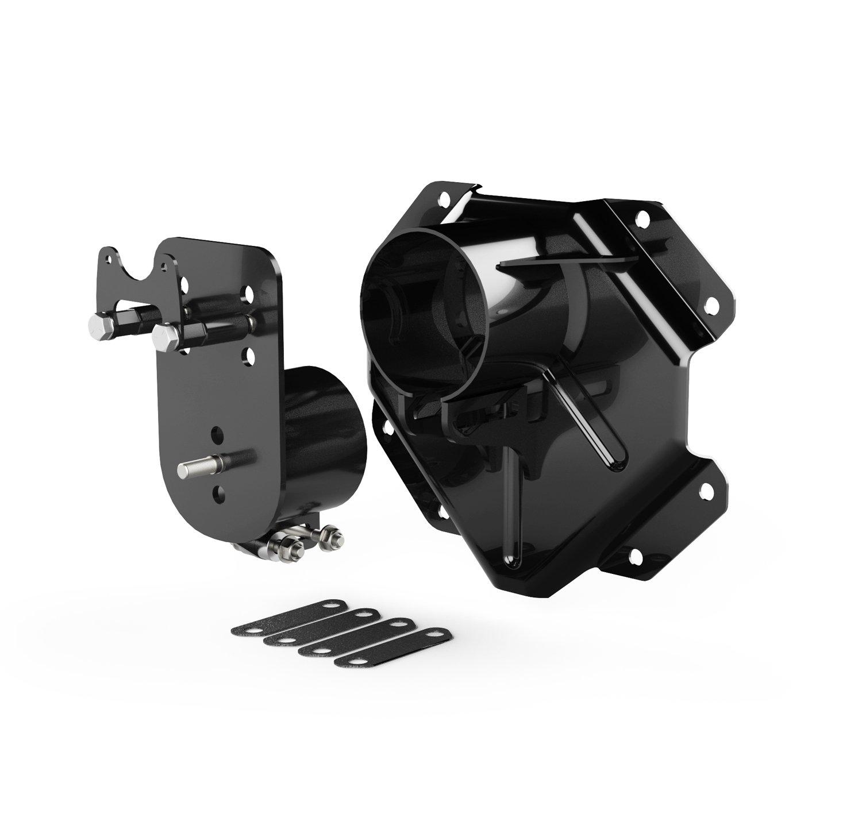 TeraFlex 4838130 JK JKU HD Adjustable Spare Tire Mounting Kit