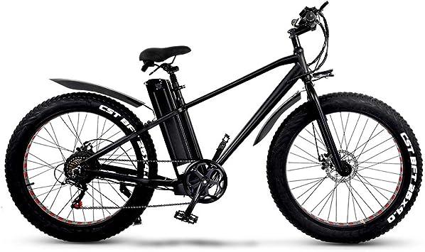 CMACEWHEEL KS26 750W Bicicleta eléctrica Potente, Bicicleta de ...