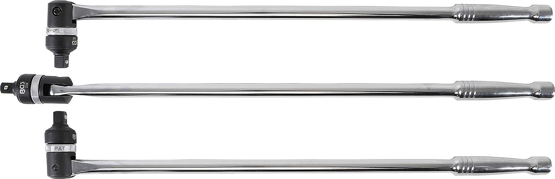 12,5 mm 1//2 | 620 mm Gelenkgriff mit Umschaltknarre BGS 228