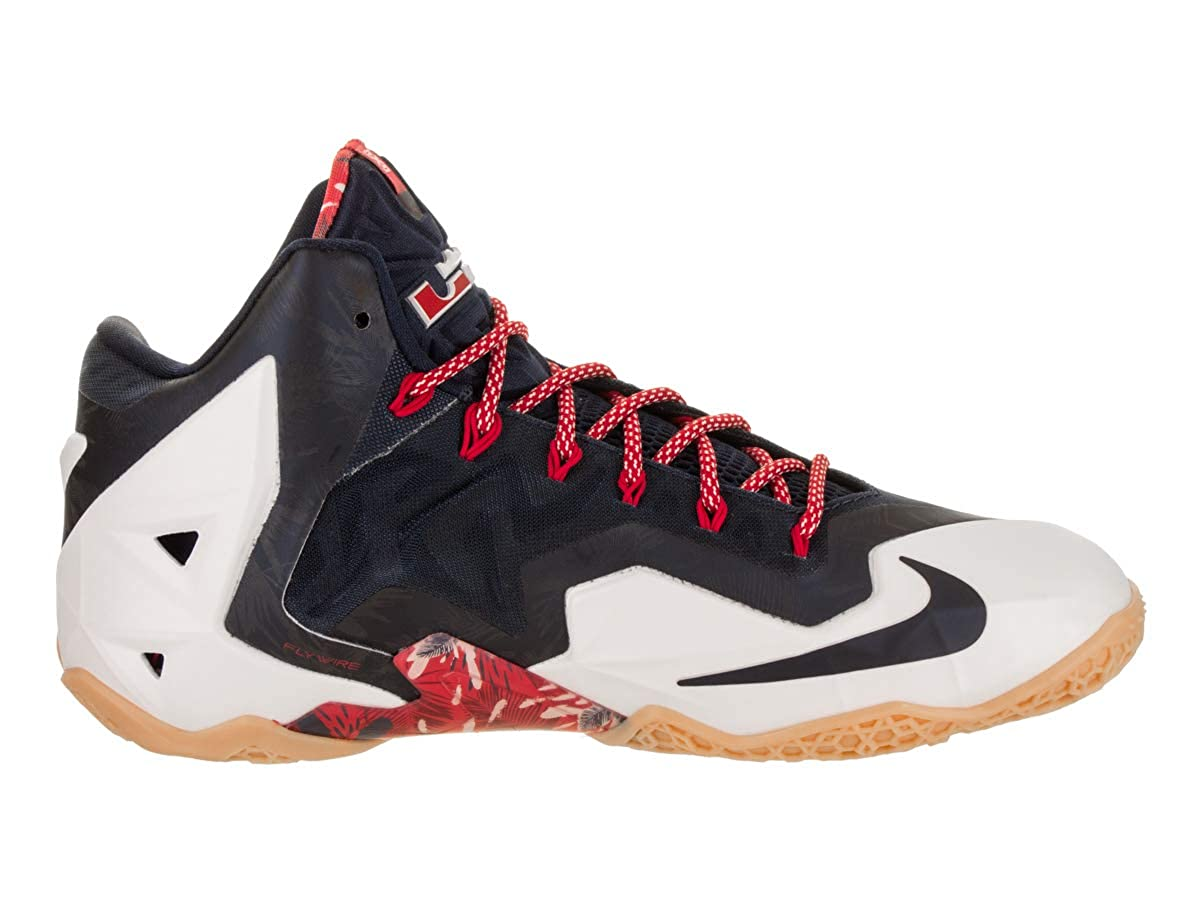 check out 561a1 b114e Amazon.com   Nike Lebron XI Men s Basketball Shoes   Shoes