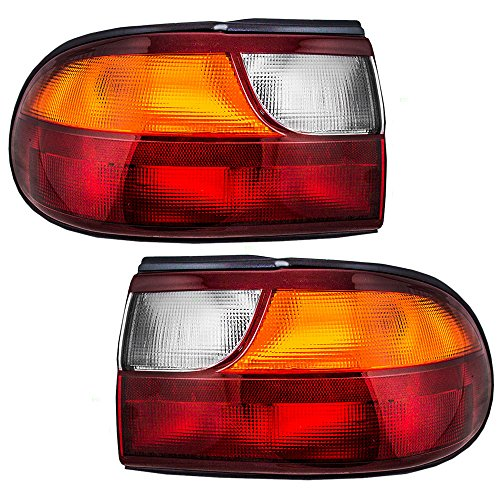 - Driver and Passenger Taillights Tail Lamps with Circuit Board Replacement for Chevrolet 15894727 15894726 AutoAndArt