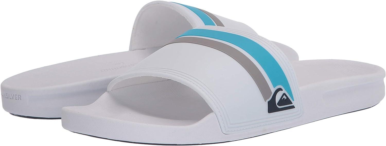 Quiksilver Mens Rivi Slide-Slider Sandals