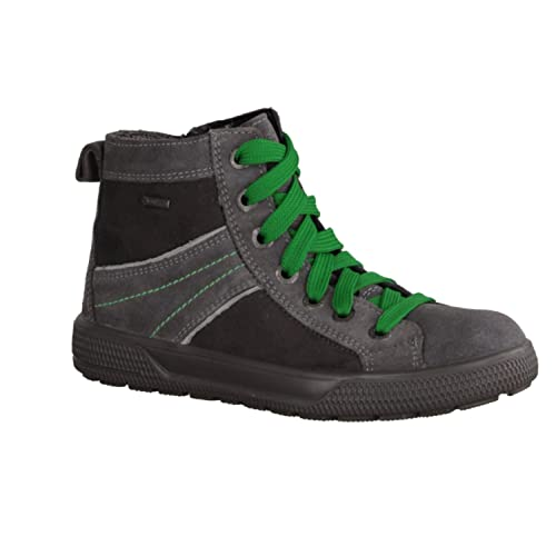 Superfit Jungen Swagy Hohe Sneaker: Schuhe & Handtaschen