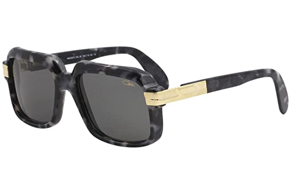 8a8cc51e880e Image Unavailable. Image not available for. Color  Cazal 607 Sunglasses  90SG Grey Camouflage Grey Gradient ...