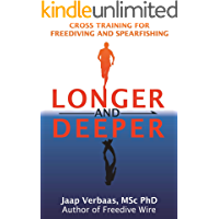 Longer and Deeper: cross training for freediving and