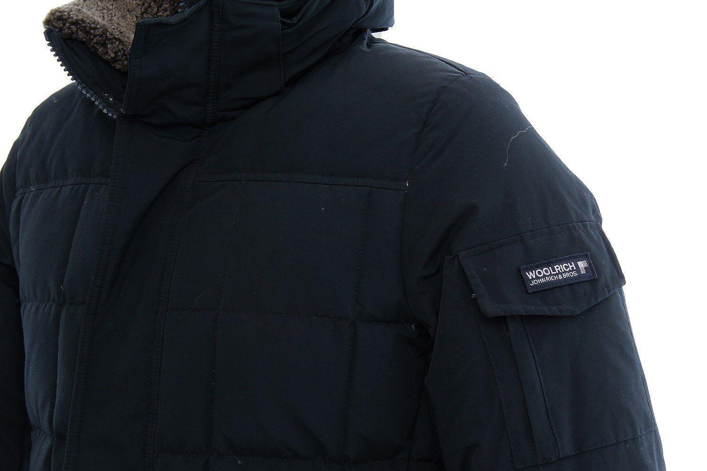 Blu Woolrich Navy Taglia Eu Jacket Piumino In Cordura M Blizzard rwEFqgr