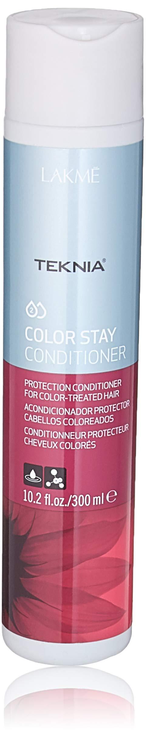 Lakme Teknia Color Stay Conditioner, 10.2 Fl Oz
