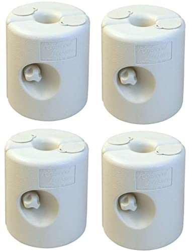 Redwood BB-GA292 Plastic Gazebo Leg Weight - 4 Piece