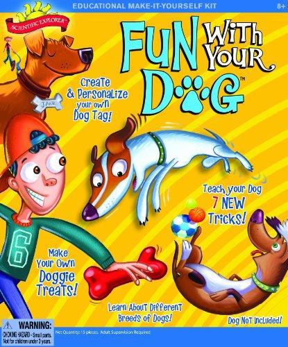 Scientific Explorer Fun with Your Dog Activity Kit from Scientific Explorer