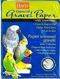 Hartz Universal Gravel paper, 9-Count