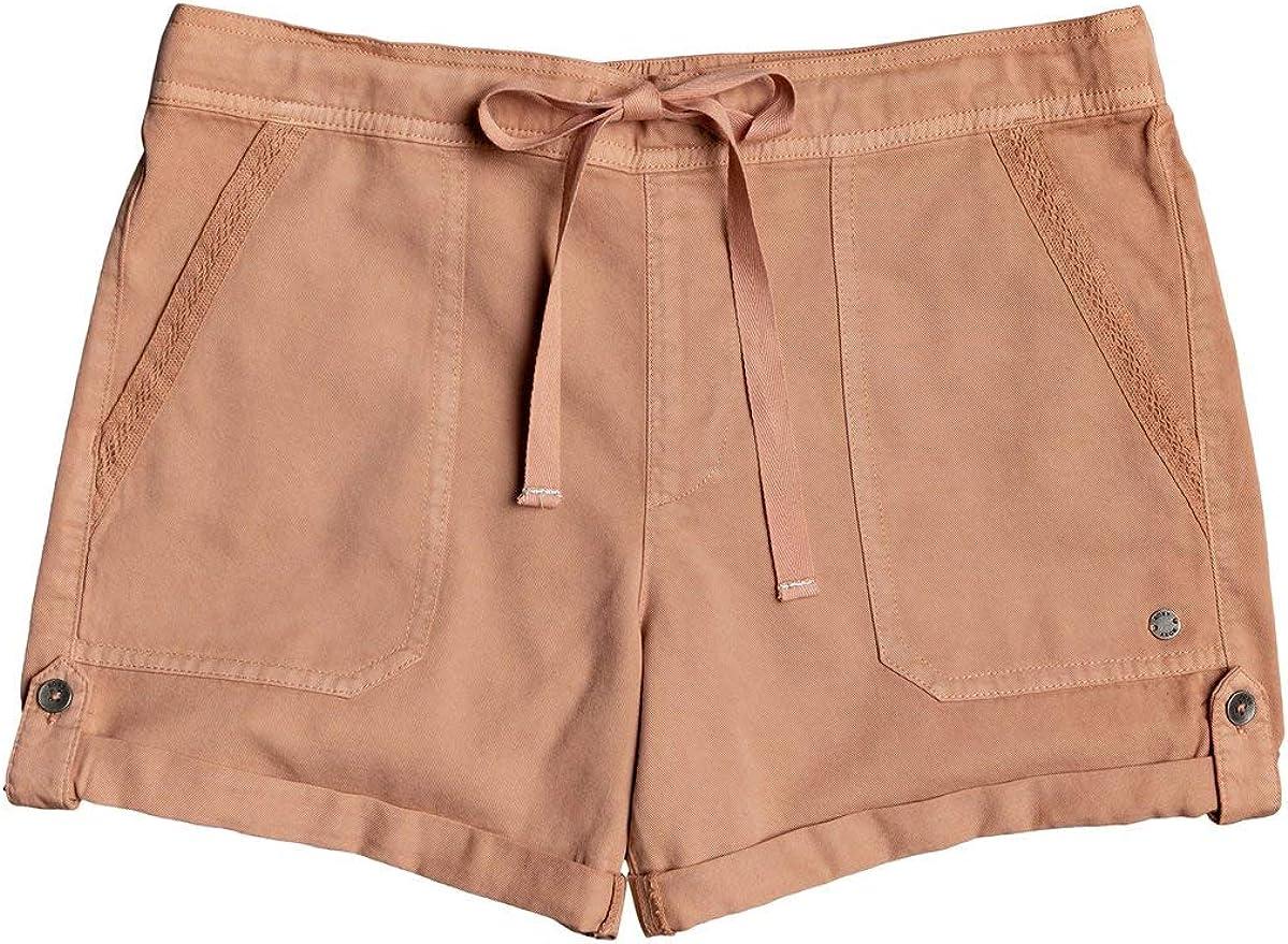 Mujer Pantalones Cortos Hombre Short Para Mujer Roxy Life Is Sweeter Ropa Ak Oz Com
