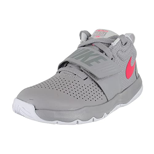 Nike Boys Team Hustle D 8 (Ps) Basketball Shoes  Amazon.co.uk  Shoes ... b3180b380a95