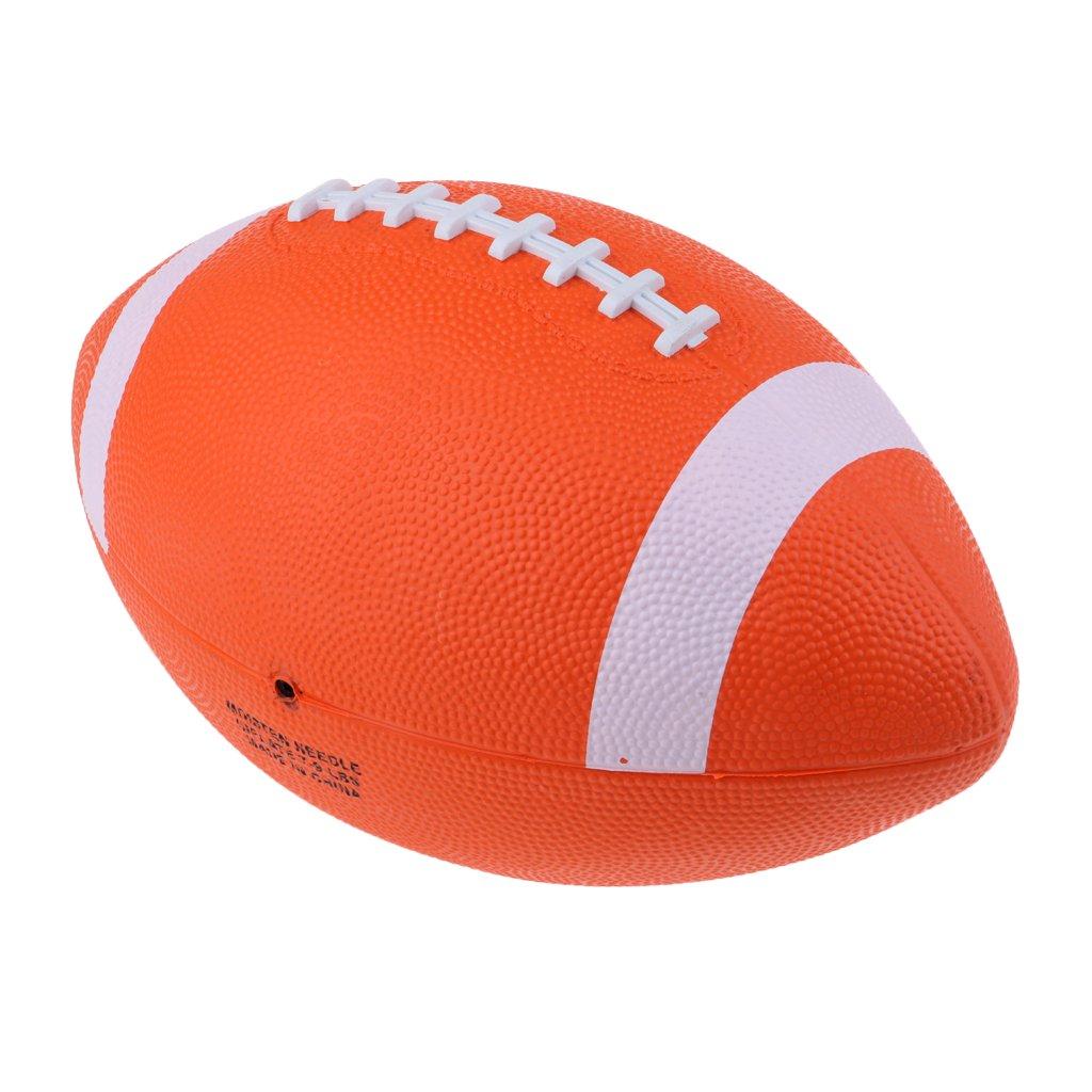 Homyl 1 Pc de Balón de Rugby de Comprensión para Adultos y Niños ...
