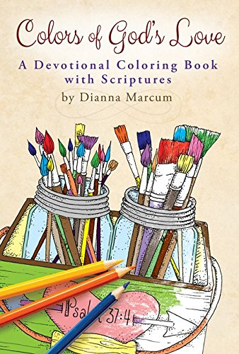 Colors of God's Love: Devotional Coloring Book