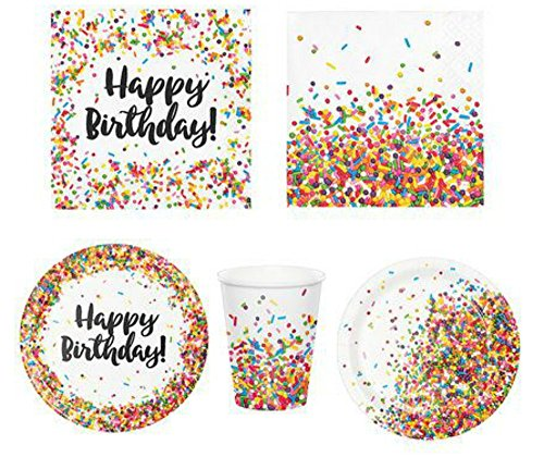 Sprinkle-Confetti-Birthday-Party-Supplies-Disposable-Plates-Napkins-Cups-5-Piece-Bundle