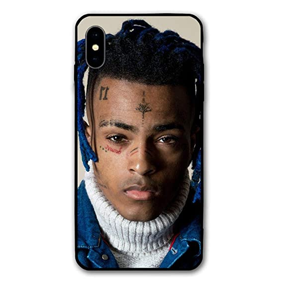 pretty nice 95988 b7016 Amazon.com: JYJYXZ Xxxtentacion Protection Cover Skin PC iPhone X ...