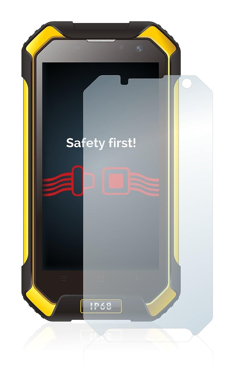 Savvies Protector Pantalla para Blackview BV6000 Cristal Templado: Amazon.es: Electrónica