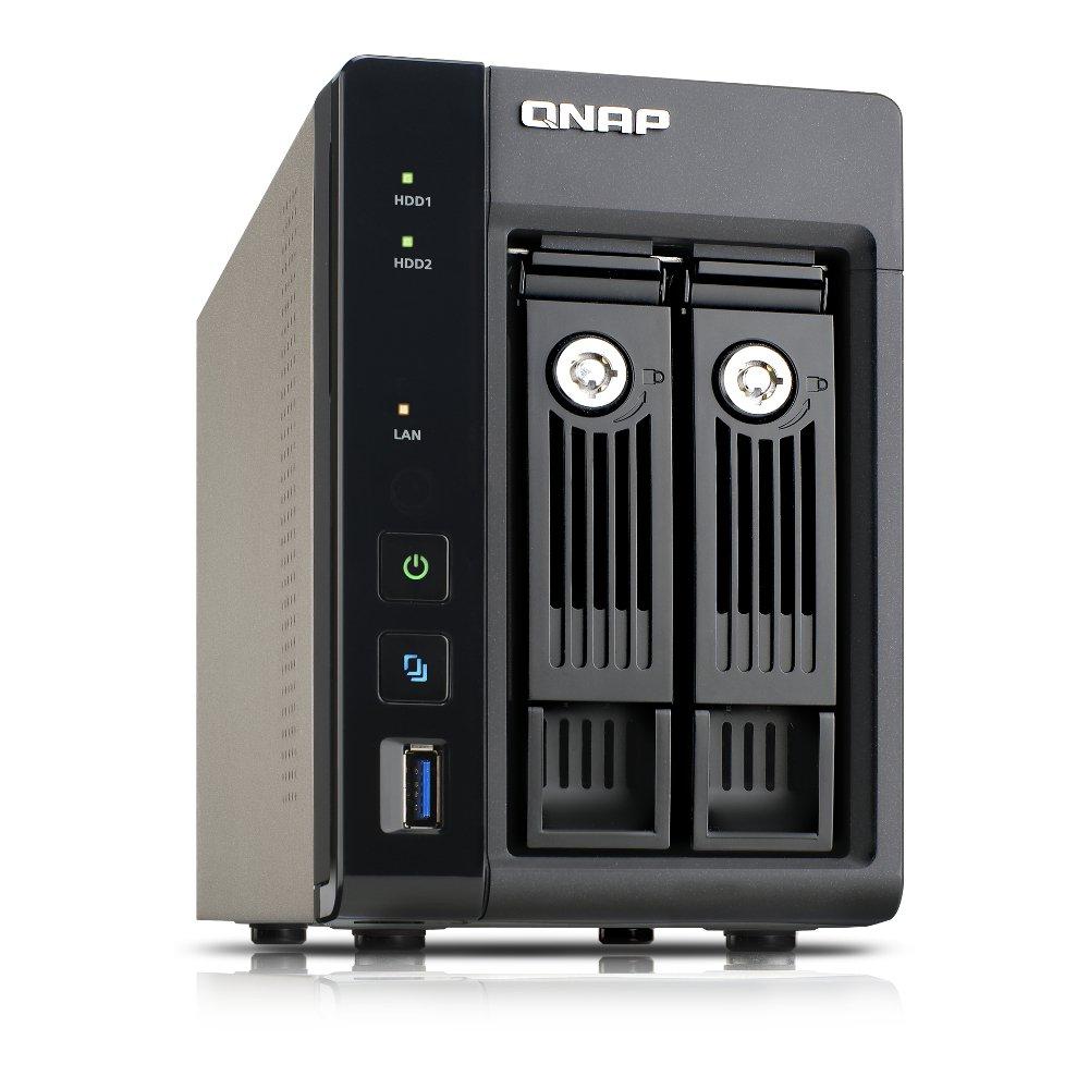 QNAP TS-253 Pro - Unidad Raid (8000 GB, Unidad de Disco Duro ...