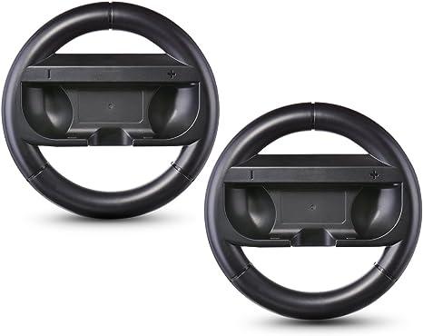 Nintendo Switch Joy-Con Volante - Sunix wheel para control Joy-Con ...