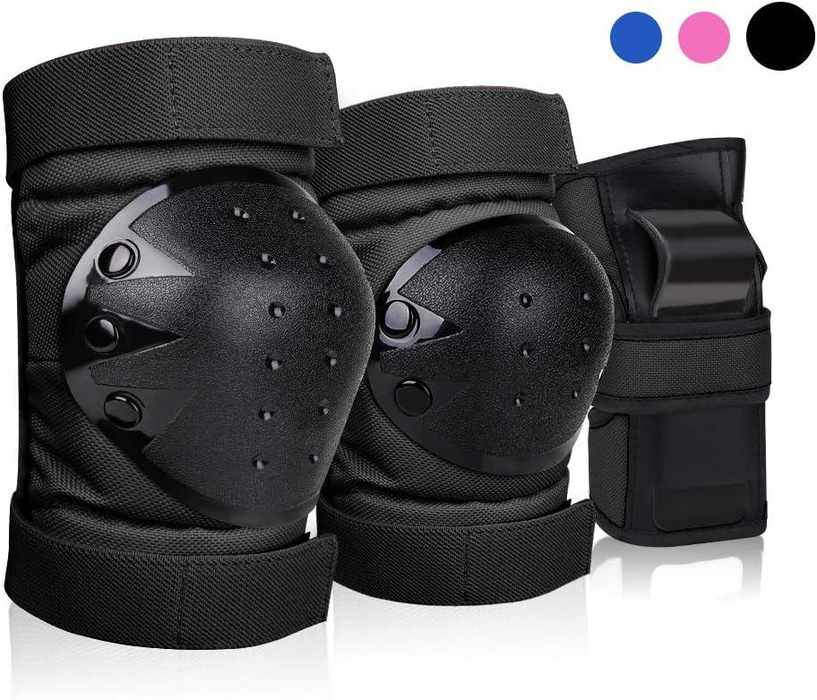 JINHONGH Outdoor Sports Essential Knee Pads Elbow Set Frog Suit Accessories Set Protective Gear