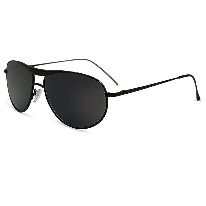 Amazon.com: Juego de gafas de sol San Diego Aviator Reader ...