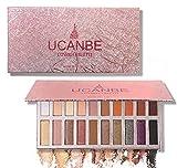 Best UCANBE Glitter Eyeshadows - Ucanbe Glittering Cosmos Eye shadow Palette – Pro Review