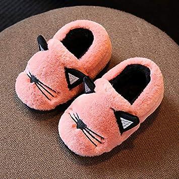 d348011e Slipper Home Zapatillas para niños Zapatillas de algodón para niños 1-4  años Zapatos para
