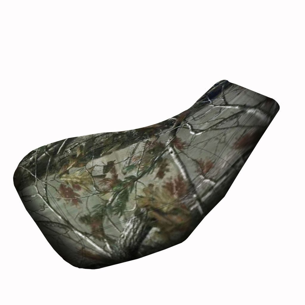 Yamaha Grizzly 660 02-03 All Camo ATV Seat Cover TS verde powersports