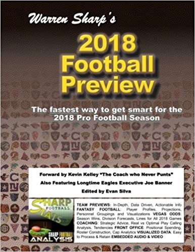 Warren Sharp's 2018 Football Preview: Warren Sharp: 9781721539031