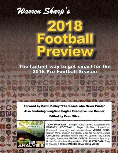 Warren Sharp's 2018 Football Preview cover