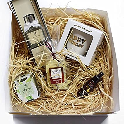 Birthday Gift Hamper Basket Set