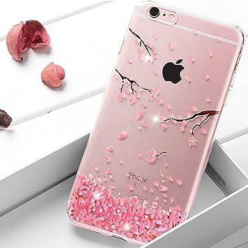 promo code 44de4 82f22 Surakey Compatible for iPhone 7 Plus Case, iPhone 7S: Amazon.co.uk ...