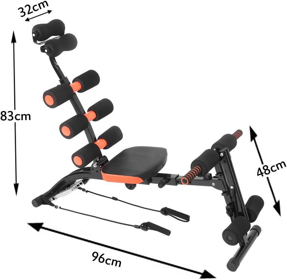 Panana gimnasio en casa ejercicio equipo de entrenamiento Ab Rocket Twister Entrenador de abdominales brazo pierna Smart total cuerpo ejercicio sistema: Amazon.es: Deportes y aire libre