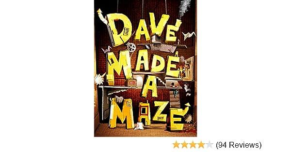dave made a maze imdb