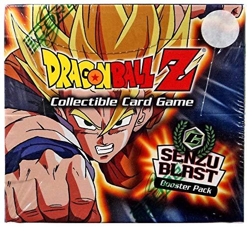 - Dragonball Z Card Game - Cell Games (Senzu Blast) Booster Box - 60P3C