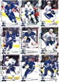 2017-18 O-Pee-Chee Hockey Toronto Maple Leafs Team Set of 16 Cards: Auston Matthews(#1), Connor Carrick(#27), Leo Komarov(#40), William Nylander(#129), Nikita Soshnikov(#136), Zach Hyman(#188), Nikita Zaitsev(#213), Morgan Rielly(#223), Nazem Kadri(#243),