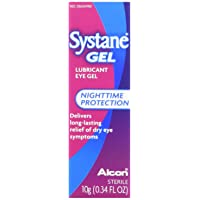 Systane Lubricant Eye Gel, 0.34-Ounces