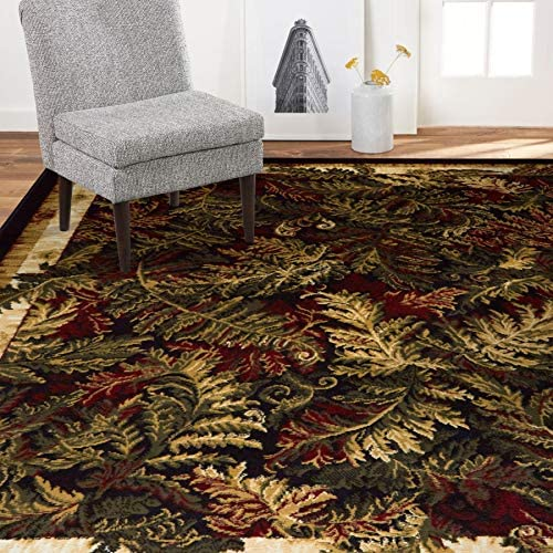 "Home Dynamix Optimum Kawan Area Rug 5'2"" x 7'2"" Traditional Area Rug"
