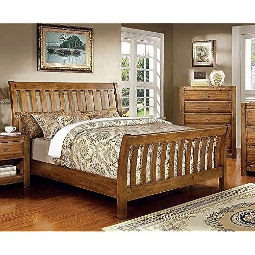 Oak Bed Frames: Amazon.com