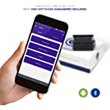 CaRPM Garage Pro Android Bluetooth OBD Scanner